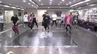 [CHOREOGRAPHY] BTS (방탄소년단) '진격의 방탄 (Attack on BTS)' Dance Practice