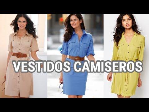 VESTIDOS DE MODA BONITOSY ELEGANTES Moda Mujer 2020