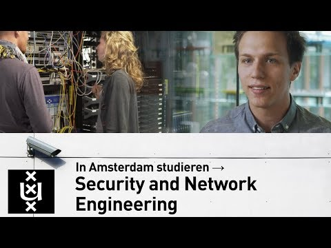 Studieren in Amsterdam → MSc Security and Network Engineering