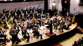 James Bond 007 theme song Shinya Ozaki symphony orchestra Marosvásárhely 2013 HD