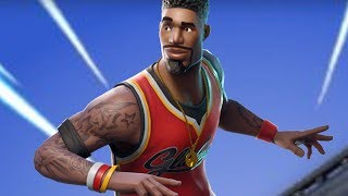 NEW Lebron James Skin! (JUMPSHOT) Fortnite Live