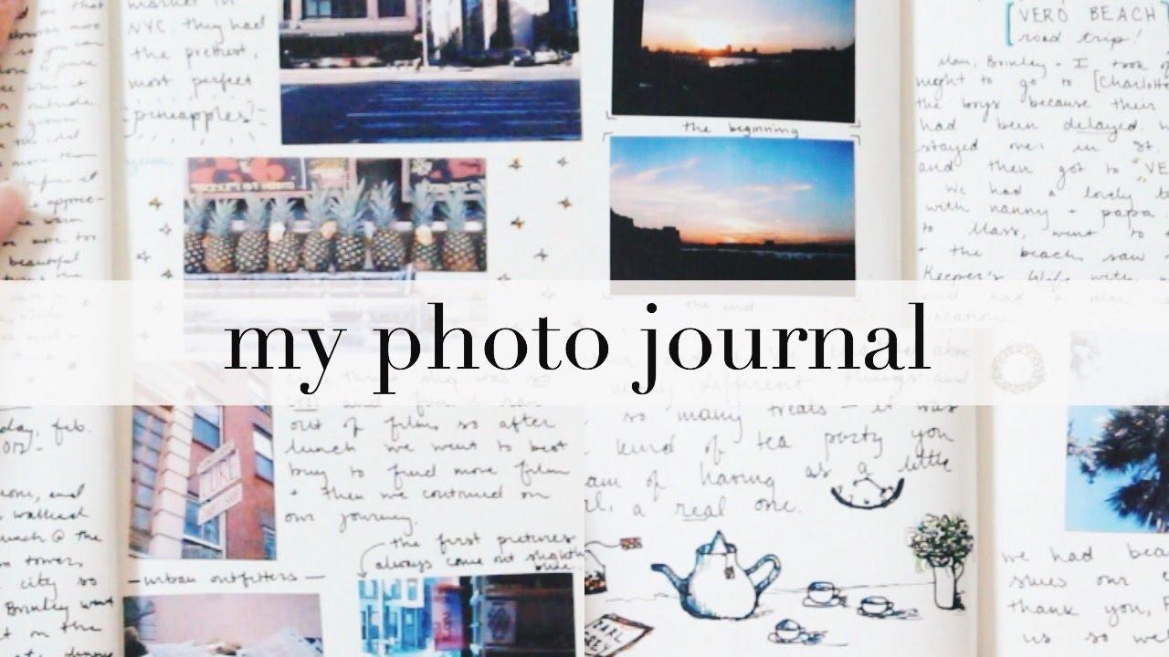 my photo journal