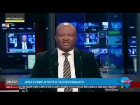 Bantu Holomisa - You Give A Poor Man A Fish......