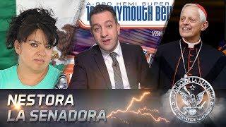 NESTORA LA SENADORA - EL PULSO DE LA REPÚBLICA