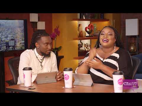 The ABS Show - Donald Trump's Mishap, Banky W & Adesua, indecent proposal  ( Mina TV Africa )