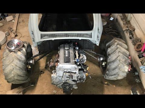 Baja build start to current
