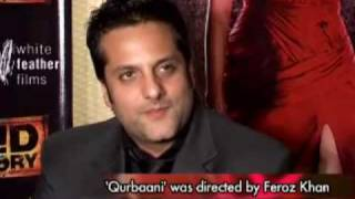 Fardeen Khan to produce Qurbani remake