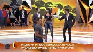 vuclip Legendários Andressa Soares Bundada da Melancia 30-03-2013 (RECORD)
