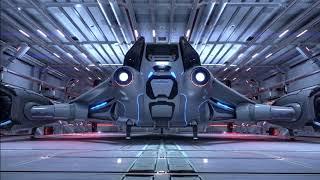 Великолепие корабля Imperial Clipper в Elite Dangerous