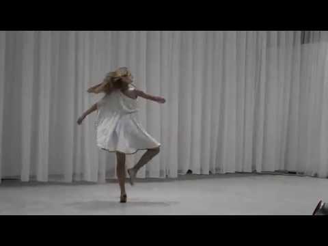 Carthaginian Goddess Dancing