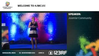 Joomla! World Conference 2015