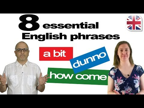 8 Essential English Phrases for Conversation - Important English Phrases You Need to Know