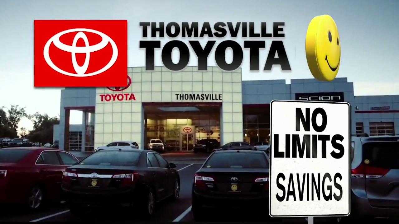 Thomasville Toyota Used Cars