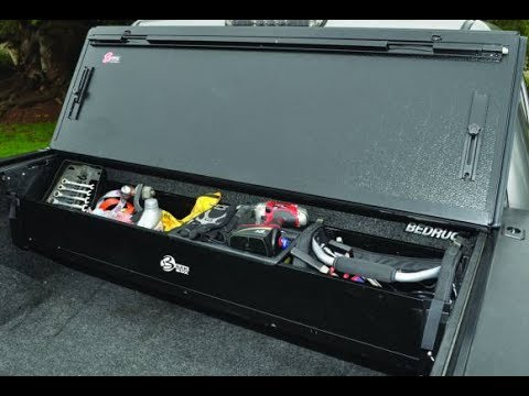 2017 gmc sierra bakbox2 toolbox product review and installation ...