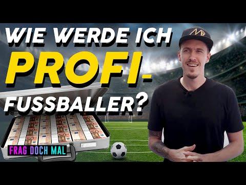 Wie werde ich PROFI-FUSSBALLER? - mit MAX KRUSE   FRAG DOCH MAL