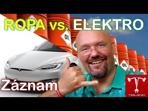 #208 Tesla Impact Report: Ropa vs. Elektro | Teslacek