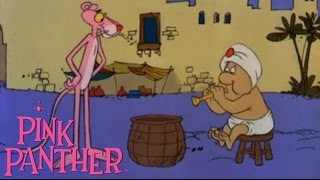 "The Pink Panther in ""The Pink of Bagdad"""