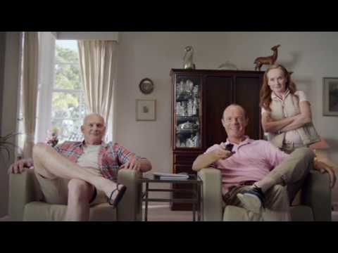Freeview Plus - Meet the Freemans TV Commercial 2016