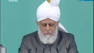 Vrijdag preek 21-09-2012 - Ware liefde voor de Heilige Profeet