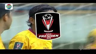 Piala Presiden 2018 : Gol Adam Alis Sriwijaya FC (1) vs PSM Makassar (0)