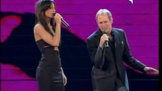Anna Tatangelo E Michael Bolton - Il Mio Amico (Sanremo 2008)