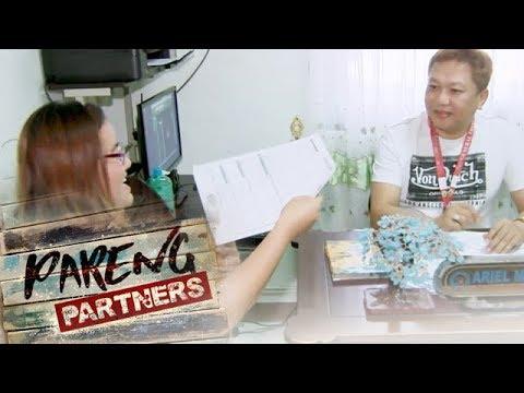 Pareng Partners: Bakasyon o Trabaho
