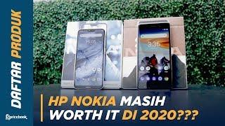 6 HP Nokia Terbaik 2020 | hp android dari Nokia Buat kalian yang pengin nyoba hp legendaris Nokia ta.