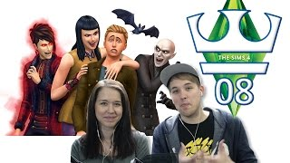 Jirka a Katka Hraje - The Sims 4 S03 E08 - Máme plazmu!