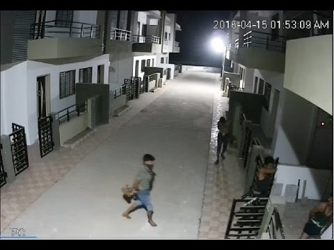 five Thief Caught