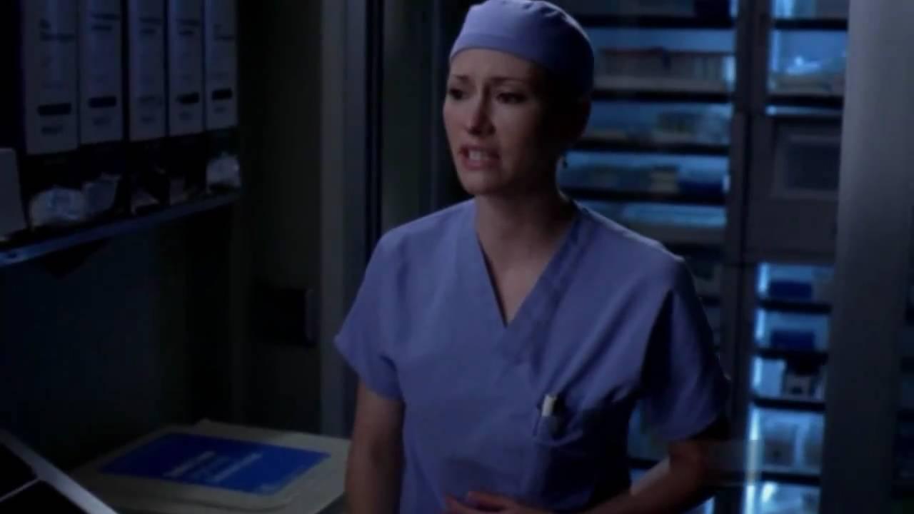 Grey\'s Anatomy 7x18 Lexie - Breathe - YouTube
