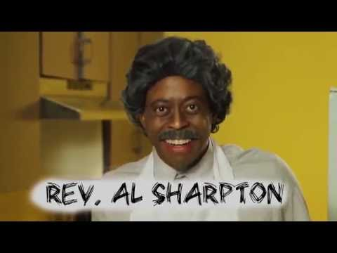 Al Sharpton s big secret to losing weight HD
