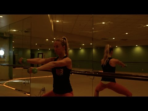 The Workouts: Hot 8 Yoga