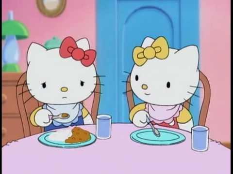 hello kitty's paradise - kitty's clean cuisine - youtube