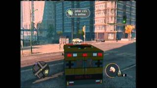 Saints Row 3 Vehicles