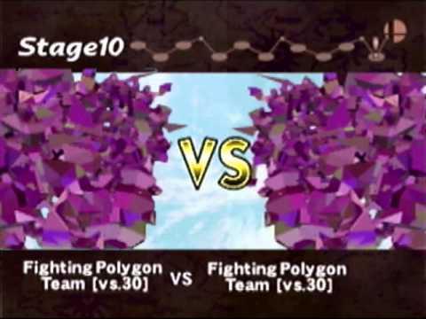 FIGHTING POLYGON TEAM YouTube