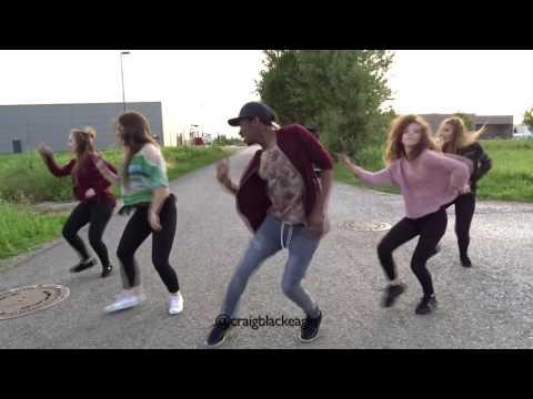Popcaan ft Davido-My Story, BlackEagle-WannaDance Connection, Choreo by Craig BlackEagle