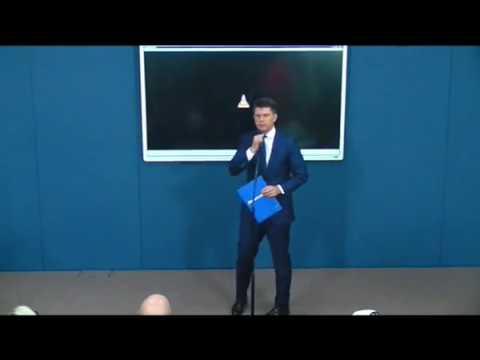 Ryszard Petru – konferencja z 21 listopada 2017 r.