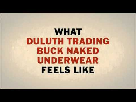 Duluth Trading 2013 Super Bowl TV Commercial, 'Buck Naked'