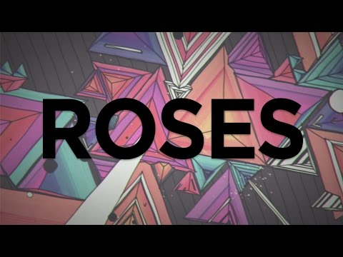 The Chainsmokers ft. ROZES - Roses (Nomis Remix) Lyrics / Lyric Video