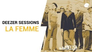 La Femme - Live Deezer Session (Psycho Tropical Berlin)