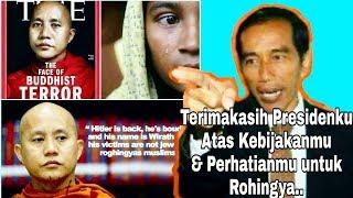 vuclip Ini kata Jokowi atas Myanmar yang menindas kaum Rohingya