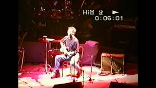 """ERIC CLAPTON - """"Come On In My Kitchen"""" Royal Albert Hall 21st Feb 1994"""