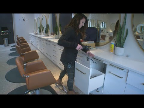 Hair & Nail Salons, Other Spa-like Businesses Included In Closure Order