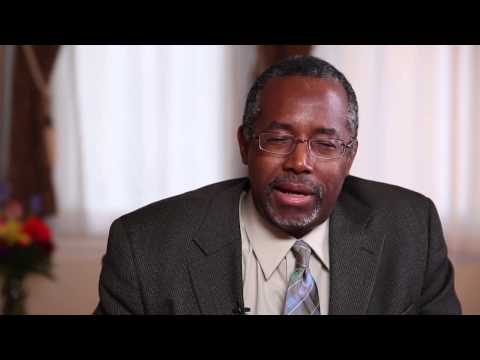 Teen Interviews Dr. Ben Carson - You Have a Brain