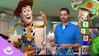 Pixar Eastereggs - Geheime Nummern und der menschliche Glücksbringer (Let