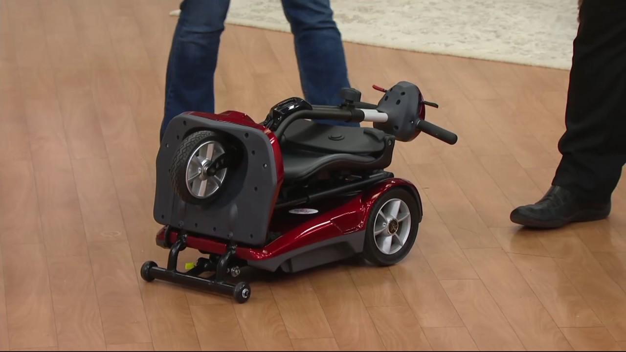 EV Rider Automatic Folding Scooter