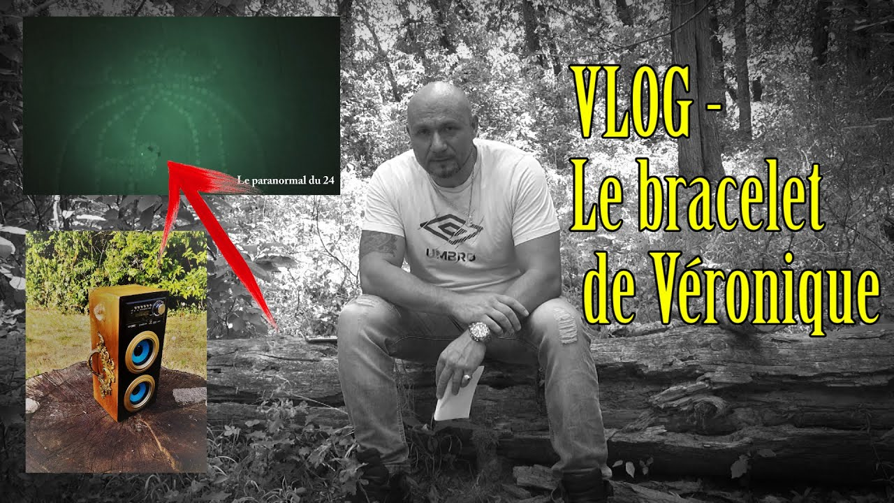 VLOG -Le bracelet de Véronique