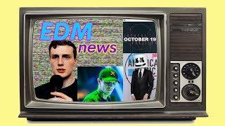 EDM News: Marshmello America's fav EDM artist, deadmau5 offensive, Joyryde w/ Skrillex