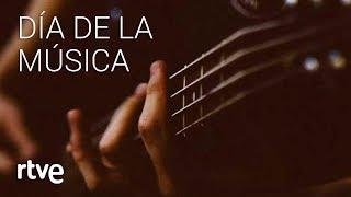 Celebra el Día de la Música en RTVE