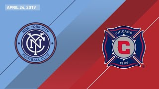 Highlights | New York City FC 1-0 Chicago Fire